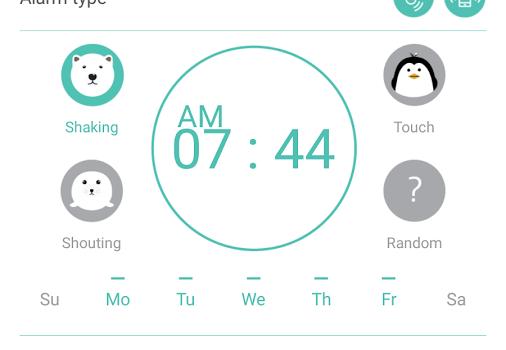 Shake-it Alarm Ekran Görüntüleri - 7