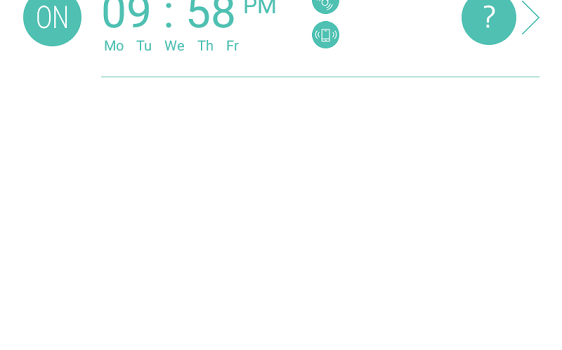 Shake-it Alarm Ekran Görüntüleri - 1