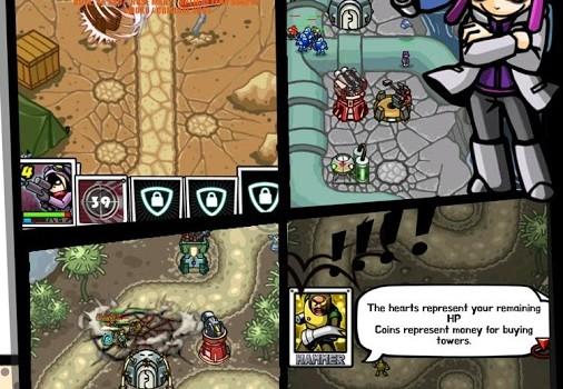 Small Defense Ekran Görüntüleri - 3