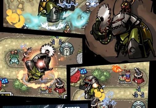 Small Defense Ekran Görüntüleri - 2