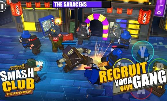 Smash Club: Streets of Shmeenis Ekran Görüntüleri - 6