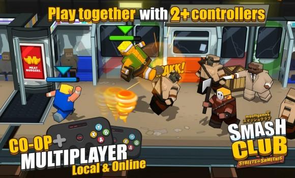 Smash Club: Streets of Shmeenis Ekran Görüntüleri - 5