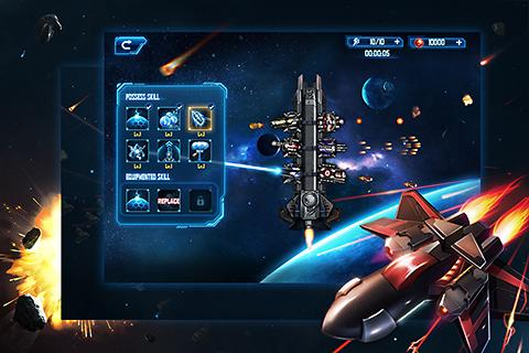 Space War: Galaxy Defender Ekran Görüntüleri - 5
