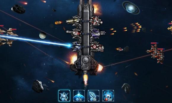 Space War: Galaxy Defender Ekran Görüntüleri - 3
