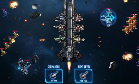 Space War: Galaxy Defender Ekran Görüntüleri - 2