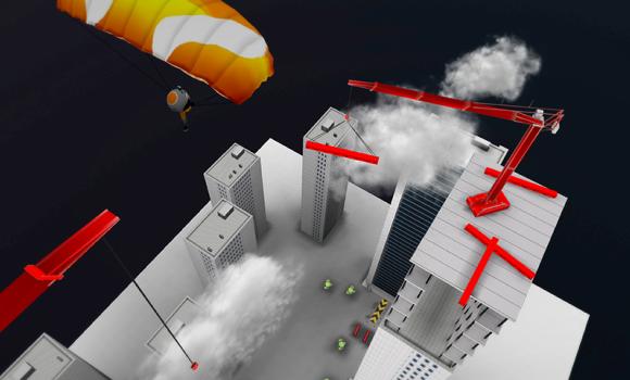 Stickman Base Jumper 2 Ekran Görüntüleri - 1