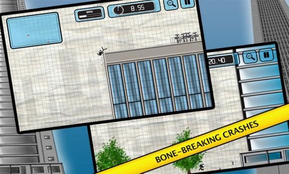Stickman Base Jumper Ekran Görüntüleri - 2