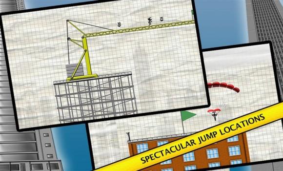 Stickman Base Jumper Ekran Görüntüleri - 6