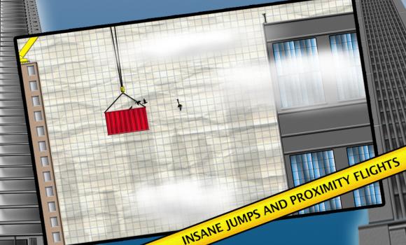 Stickman Base Jumper Ekran Görüntüleri - 1