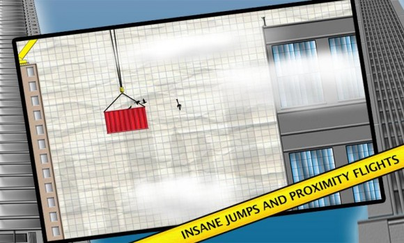 Stickman Base Jumper Ekran Görüntüleri - 5