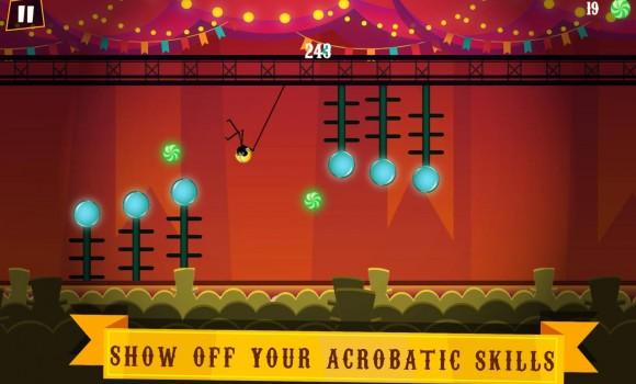 Stickman Rope Jumper Hero Ekran Görüntüleri - 3