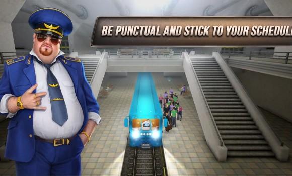 Subway Simulator 3D Ekran Görüntüleri - 7