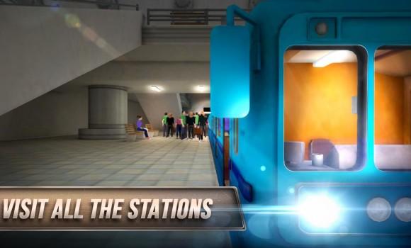 Subway Simulator 3D Ekran Görüntüleri - 4
