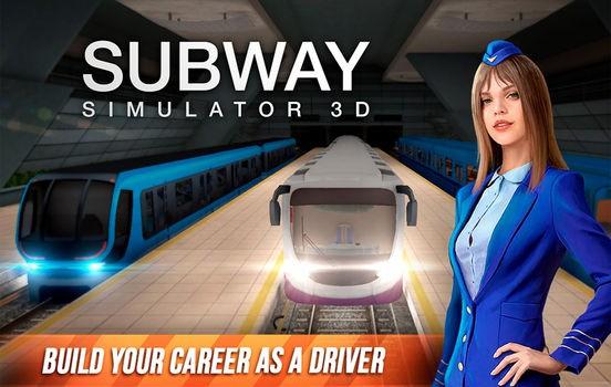 Subway Simulator 3D Ekran Görüntüleri - 3