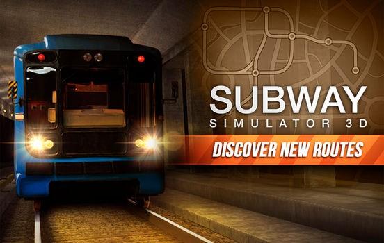 Subway Simulator 3D Ekran Görüntüleri - 2