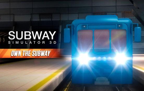 Subway Simulator 3D Ekran Görüntüleri - 1