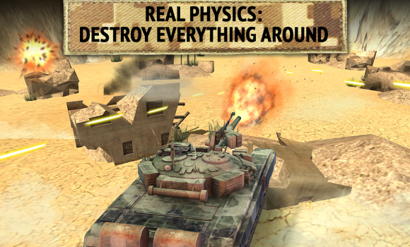 Tank Shooting Attack 2 Ekran Görüntüleri - 5