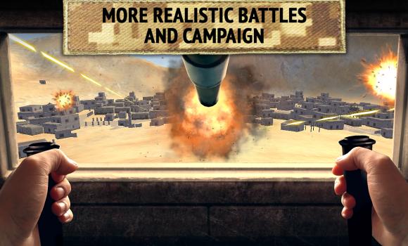 Tank Shooting Attack 2 Ekran Görüntüleri - 4