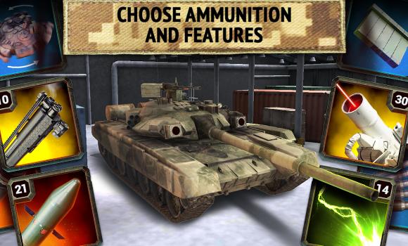 Tank Shooting Attack 2 Ekran Görüntüleri - 3