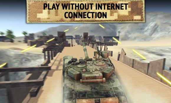 Tank Shooting Attack 2 Ekran Görüntüleri - 2