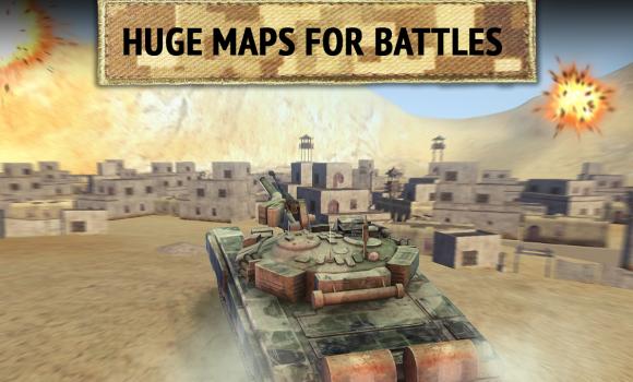 Tank Shooting Attack 2 Ekran Görüntüleri - 1