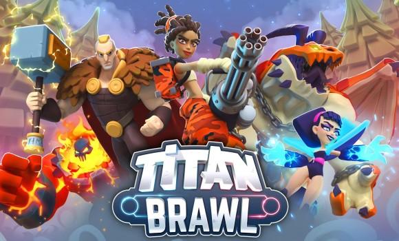 Titan Brawl Ekran Görüntüleri - 4