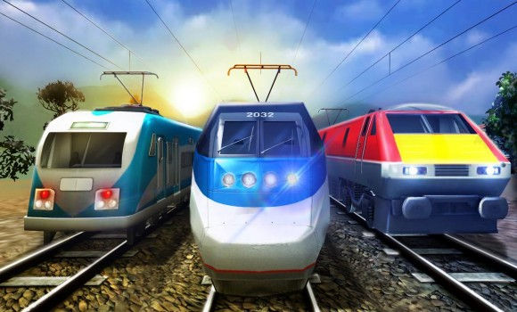 Train Games Simulator Ekran Görüntüleri - 3