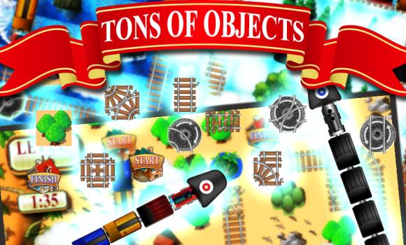 Train Track Builder Ekran Görüntüleri - 3