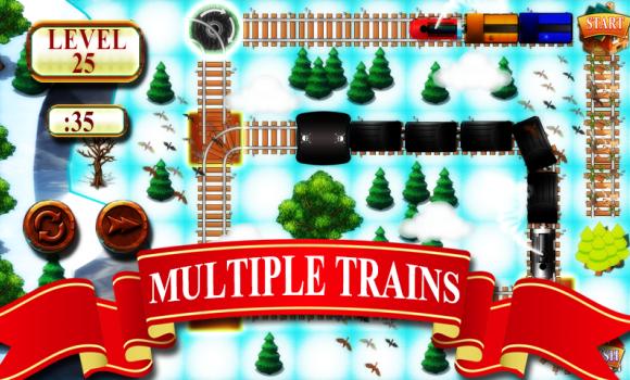Train Track Builder Ekran Görüntüleri - 2