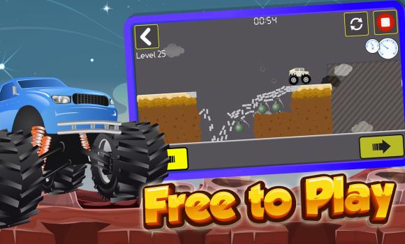 Truck Trials Driving Challenge Ekran Görüntüleri - 2