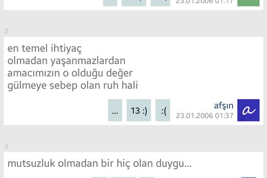 Uludağ Sözlük Ekran Görüntüleri - 5