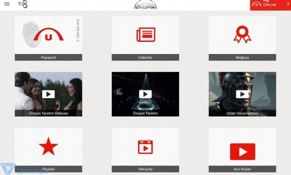 Ütopya Ekran Görüntüleri - 1