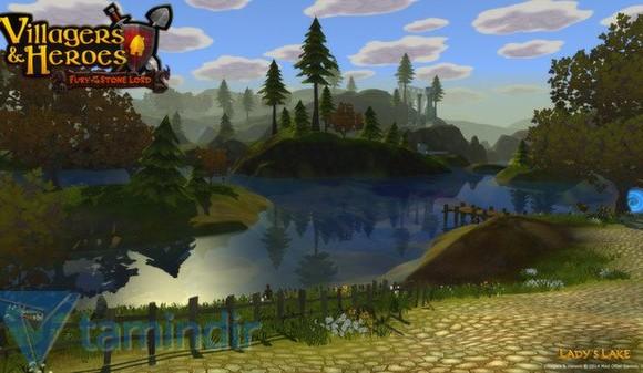 Villagers and Heroes Ekran Görüntüleri - 3