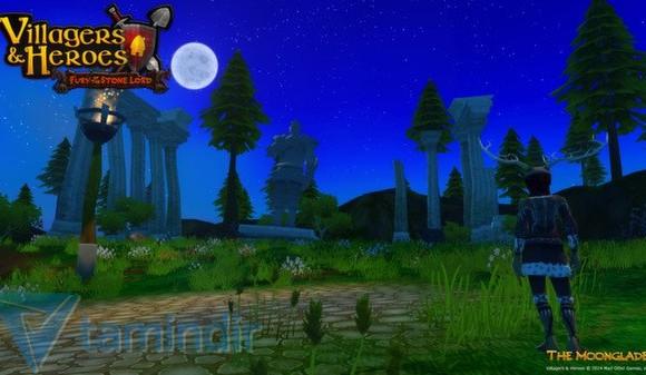 Villagers and Heroes Ekran Görüntüleri - 2