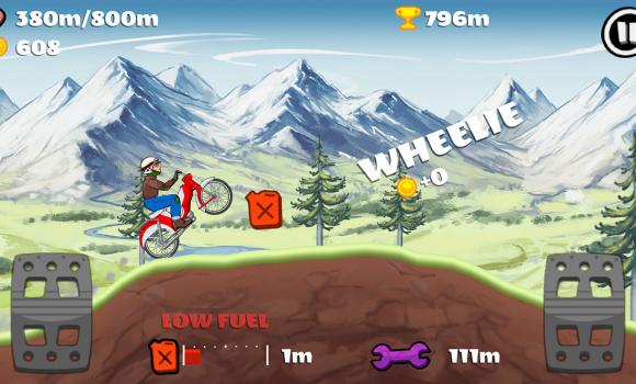 Wheelie Racing Ekran Görüntüleri - 1