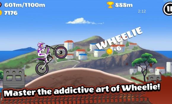 Wheelie Racing Ekran Görüntüleri - 5