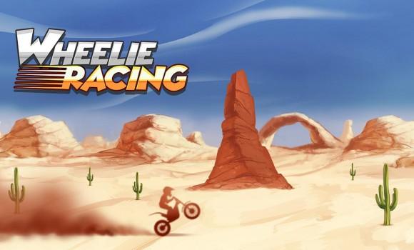Wheelie Racing Ekran Görüntüleri - 6