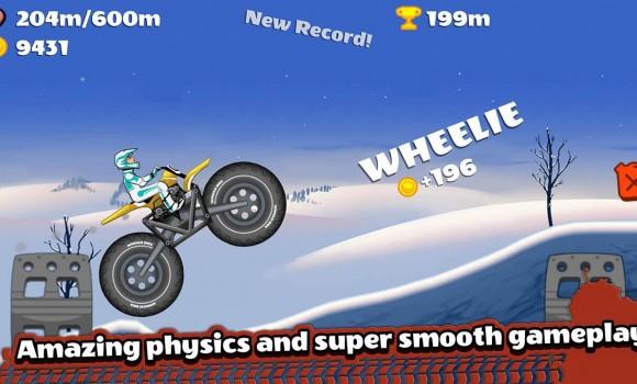 Wheelie Racing Ekran Görüntüleri - 2
