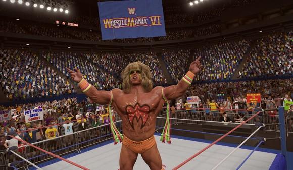 WWE 2K15 Ekran Görüntüleri - 6