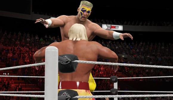 WWE 2K15 Ekran Görüntüleri - 2