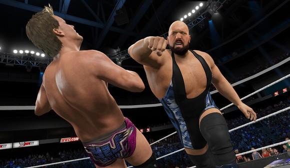 WWE 2K15 Ekran Görüntüleri - 1