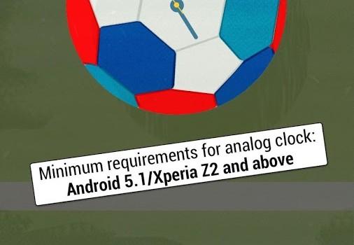 XPERIA Football Theme Ekran Görüntüleri - 6