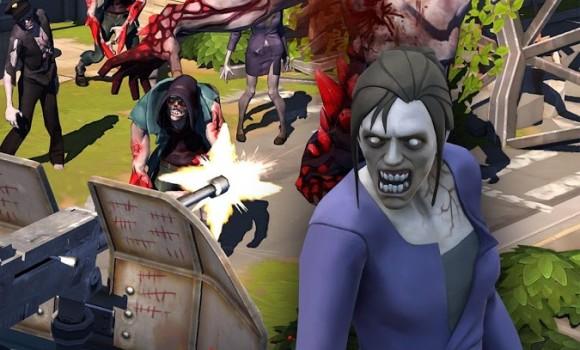 Zombie Anarchy Ekran Görüntüleri - 3