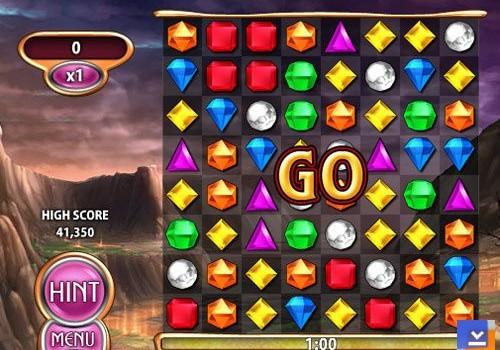 Bejeweled 2 + Blitz Mobil Ekran Görüntüleri - 2