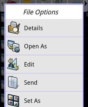 ASTRO File Manager Ekran Görüntüleri - 3