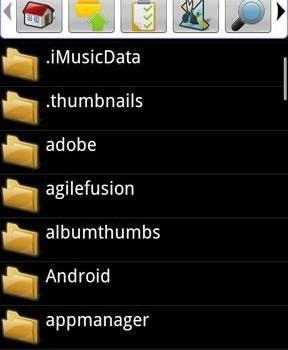 ASTRO File Manager Ekran Görüntüleri - 2