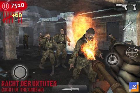 Call of Duty: Zombies Mobile Ekran Görüntüleri - 3