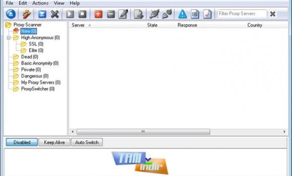 Proxy Switcher Ekran Görüntüleri - 1