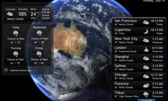 Living Earth HD Ekran Görüntüleri - 3