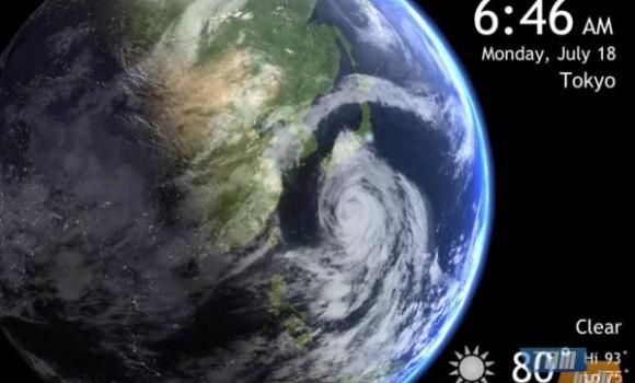 Living Earth HD Ekran Görüntüleri - 2